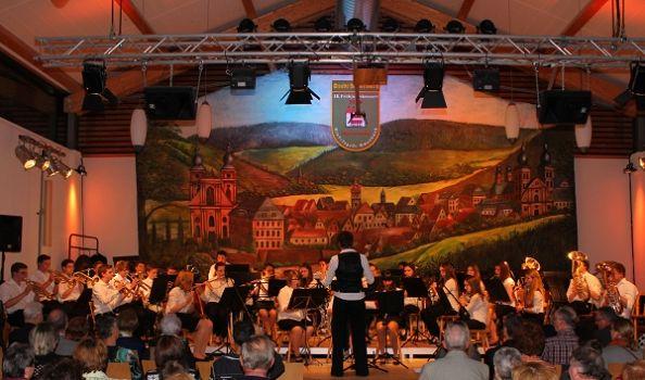 Jugendkapelle Amorbach