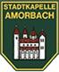 Stadtkapelle Amorbach. Wappen des Musikvereins.
